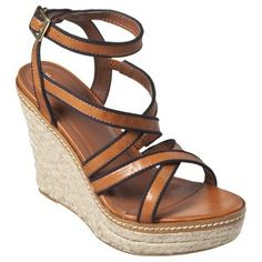 Women's Mossimo® Pollie Strappy Espadrille - $29.99 at Target
