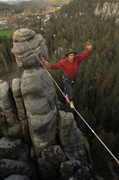 Maybe I should start a board of 'Things I will never try'. I could call it my Unbucket List