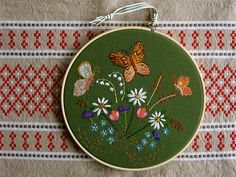 embroidery so pretty you could do that po