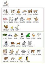 Fotka: slovní zásoba - zvířata Logo, Logos, Logo Type