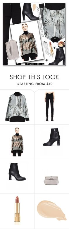 """""""Casual luxe"""" by svijetlana ❤ liked on Polyvore featuring Ann Demeulemeester and Dolce&Gabbana"""