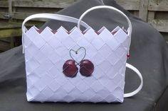 Taske med motivflet af Birthe Dohn