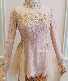Model Dress Kebaya, Model Kebaya Brokat Modern, Kebaya Modern Hijab, Kebaya Hijab, Kebaya Muslim, Dress Brukat, Hijab Dress Party, Kebaya Wedding, Brides Mom Dress