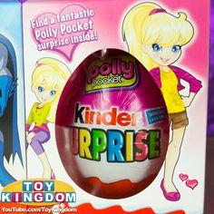 Polly Pocket Kinder Surprise Egg #pollypocket #easteregg #kindersurprise #surpriseegg