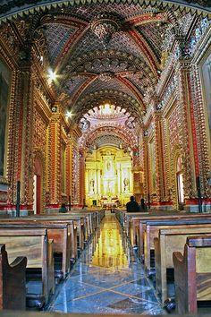 Santuario San Diego Morelia