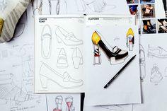 Shoe Design, el primer libro de Fashionary
