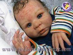 Reborn Doll Guilherme 2 by Pedacinho de Gente