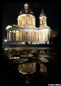 Basilica di Superga, Turin Filippo JuvarraTORINO