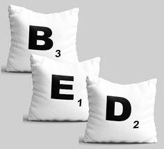 Color Your Own Standard Pillow Case Personalized Advent Calendar Pillowcase Christmas Countdown Pillowcase