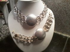 Halskette und Armband