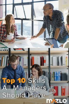 """Download our FREE workbook, """"10 Must-Have Life Skills for Managers,"""" to read about—and practice—powerful skills to help you become the best team leader you can be. Each of these 10 exercises helps you develop your professional talents in a unique area—feedback, writing, delegation, even body language—but they all include education, assessment for your strengths and challenges, instructions for how to improve, and examples to get you started!"""