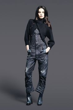 G-star raw 2012 Date Outfits, Casual Outfits, Estilo Denim, Alexander Mcqueen, Casual Street Style, Denim Fashion, Style Fashion, Fashion Women, Mode Style