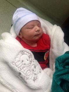 De rojo: ropa de recién nacido | Blog de BabyCenter