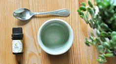 2 Ingredient Body Moisturiser, olive green anna: vanilla essential oil, coconut oil,
