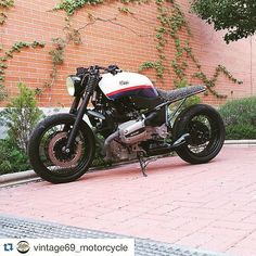 Bmw R1100R Cafe Racer by vintage69motorcycle