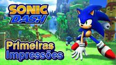 Sonic Dash - Primeiras Impressões