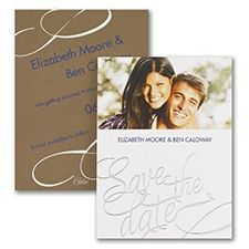 Brides shopping for save the date cards will finding unique and affordable wedding save the date cards online at this website!