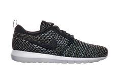 Nike Flyknit Roshe Run NM Black/Black
