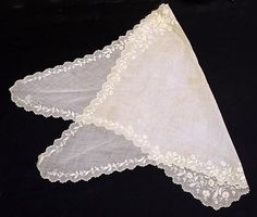 American Cotton Handkerchief, 18th century at The Metropolitan Museum of Art Accession Number: C.I.38.92.8