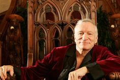 Hugh Hefner died at the age of 91