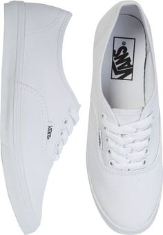Definitely getting a pair of vans for summer! I ruined my other pair at work almost two years ago!