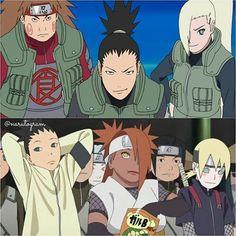 It's a shame inos son didn't look more like Sai Sasuke, Hinata, Naruto Shippuden, Shikadai, Shikatema, Feel Like Crying, Naruto Characters, Fictional Characters, Naruto Drawings