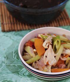 15-minute mushrooms and mixed vegetables stir fry (vegan)