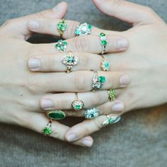 emeralds for May~
