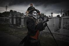 thatsthespot.com Matt Barnes photography blog | Baron Samedi