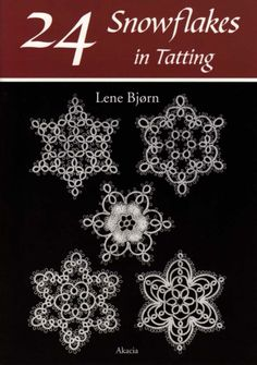 Gallery.ru / Фото #1 - 24 Snowflakes in Tatting - mula