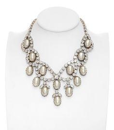 Carole Tanenbaum Vintage Collection  1950s Schreiner Necklace