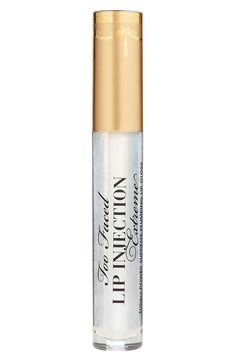 premium selection ee25e ef875 Too Faced Lip Injection Extreme Lip Gloss   Nordstrom