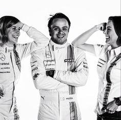Team Martini WIlliams