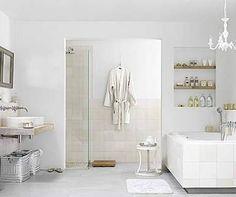 62 best Badkamer images on Pinterest | Bathroom, Bathrooms and Half ...