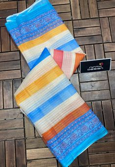 Work Sarees, Party Wear Sarees, Queen Bees, Sarees Online, Printed Blouse, Contrast, Stockings, Classy, Fresh