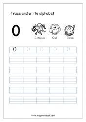 English Worksheet - Alphabet Writing - Small Letter o English Alphabet Writing, Alphabet Writing Worksheets, Alphabet Writing Practice, Writing Practice Worksheets, Alphabet Tracing, Learning Letters, Hindi Worksheets, Small Letters, Sanya