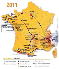 Went to see this one in Laz - just before we left:(  Tour de France