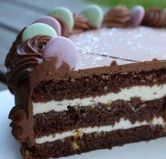 Appelsiini-suklaakakku (gluteeniton, vähälaktoosinen) - HELMEILEVÄÄ - Vuodatus.net
