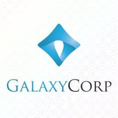 Exclusive Customizable Symbol Mark Logo For Sale: Galaxy Corp | StockLogos.com