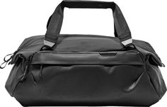 Shop Peak Design Travel Duffel Black at Best Buy. Find low everyday prices and buy online for delivery or in-store pick-up. Nylons, Peak Design, Carry On Size, Single Travel, Packing, Black Models, Cool Things To Buy, Stuff To Buy, Travel Bags