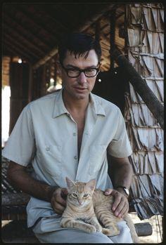 Anthropologist Harold Scheffler, late 1960s