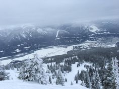 Snow Rehab added a new photo. Ski And Snowboard, Skiing, Canada, Mountains, Winter, Nature, Travel, Ski, Winter Time