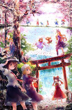 Pour bien commencer la semaine, prenez une bonne dose de couleurs made in Namie-kun ! Fan de Pokémon, Touhou Project*, etc Namie-kun nous égaye avec ces fanarts et ces artworks ! En prime, 3…