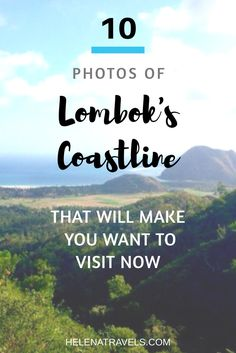 10 Amazing photos of Lombok's coastline that will make you want to visit now