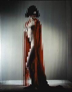 """Erwin BLUMENFELD  -  """"The picasso girl"""" 1947, model : Lisette"""