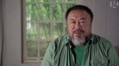 Artist & Activist, Ai Weiwei, On His Complicated Love For Beijing  #artist #aiweiwei #activist #china #dissident #prison #beijing #caochangdi #design #village #migrant #work #skyscrapers #vision #persecution #exile #community #documentary #shortfilm #maxduncan #guardian #tate