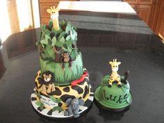 First Birthday Cakes - Caketopia