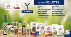 50 LOTES YBARRA Y SOS