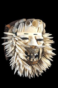 Africa | Mask from the We / Guere people of the Ivory Coast | ca. 1970