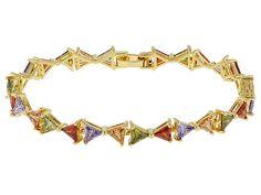 Bella Luce® 34.58ctw Multicolor Gemstone Simulants Eterno™ Yell